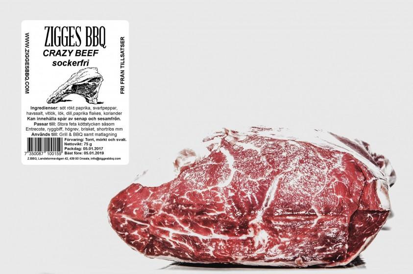Crazy Beef, 125g