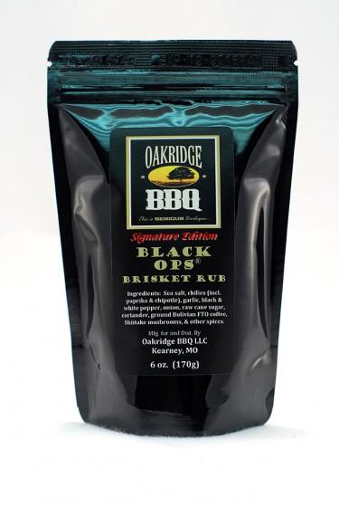 Black OPS Brisket Rub Signature Edition, 170g