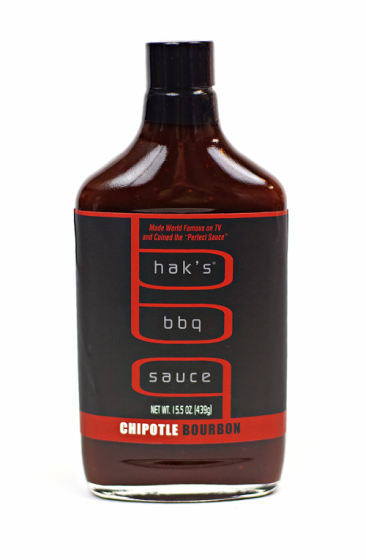 Hak's Chipotle Bourbon, 439g