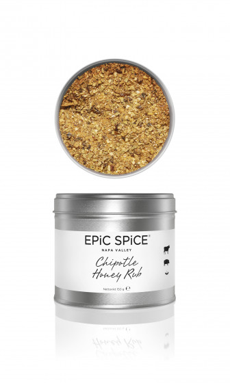 Epic Spice - Chipotle Honey Rub, 150g