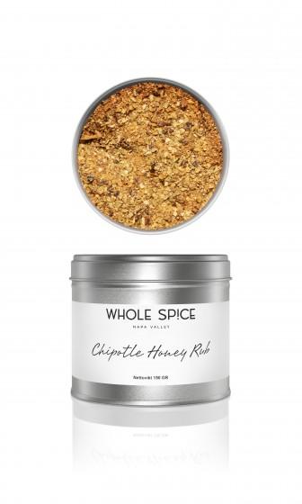 Whole Spice - Chipotle Honey Rub, 150g