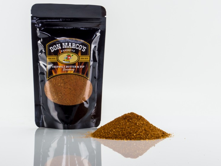 Don Marco's Chipotle Butter & Dip Seasoning, 180g