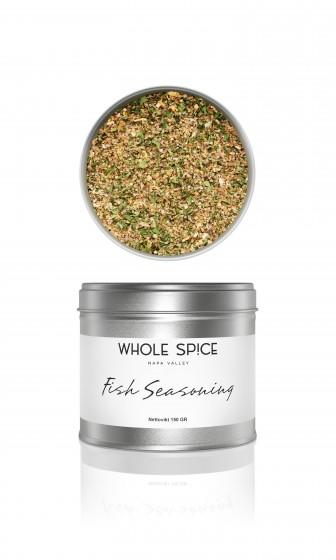 Whole Spice - Fish Seasoning, 150g