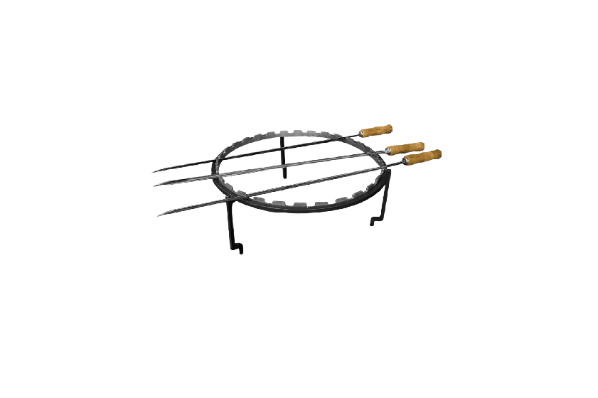 Horizontal Skewers set 100
