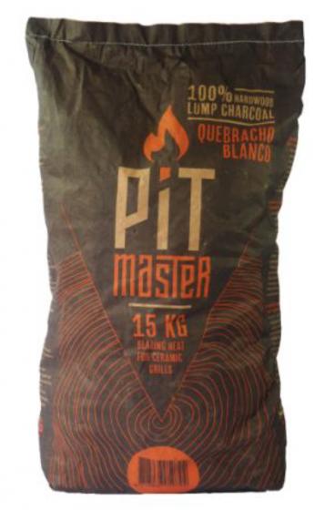 Pitmaster Quebracho Kol - Argentina, 15kg
