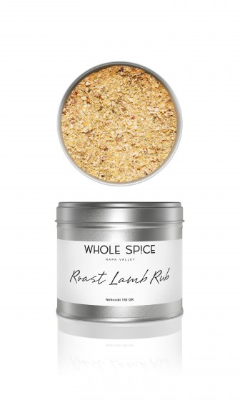 Whole Spice - Roast Lamb Rub, 150g