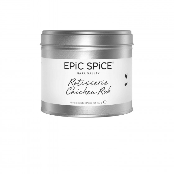 Epic Spice - Rotisserie Chicken Rub, 150g