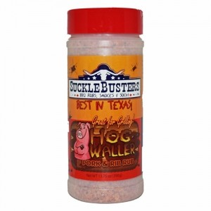 Sucklebusters - Hog Waller BBQ Rub, 113g