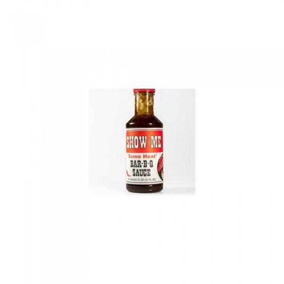 Show Me BBQ Sauce - Heat