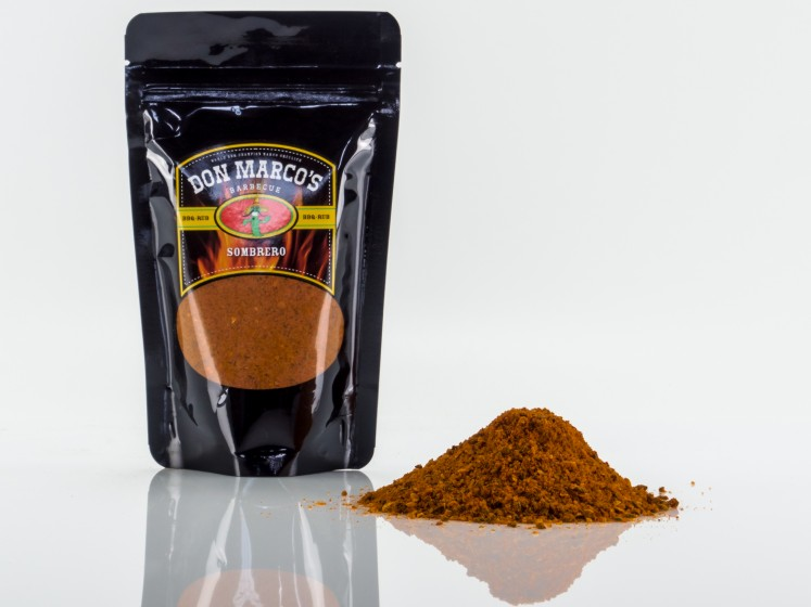 Don Marco's Sombrero Rub, 180g