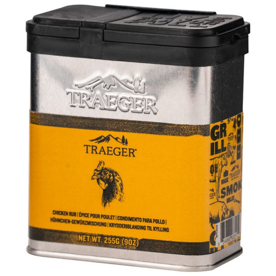 Traeger Chicken Rub