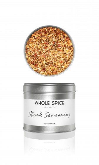 Whole Spice - Steak Seasoning, 150g