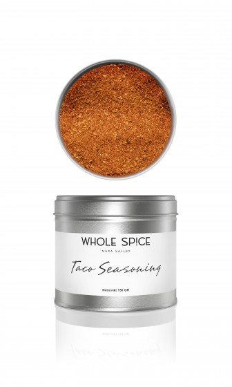 Whole Spice - Taco Seasoning, 150g