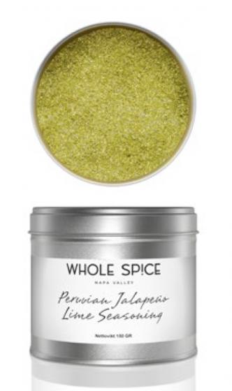 Whole Spice - Peruvian Jalapenjo Lime Seasoning, 150g