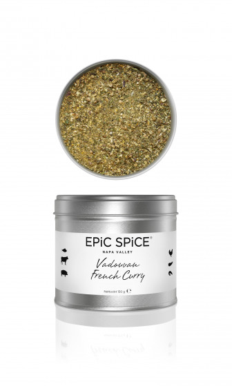 Epic Spice - Vadouvan French Curry, 150g