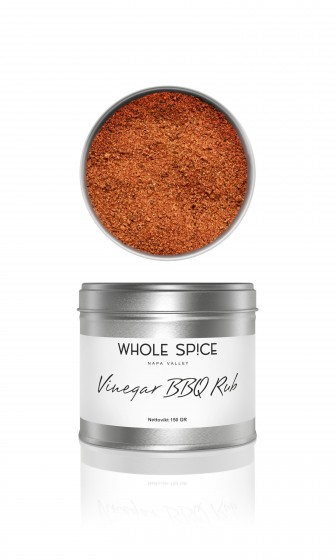 Whole Spice - Vinegar BBQ Rub, 150g