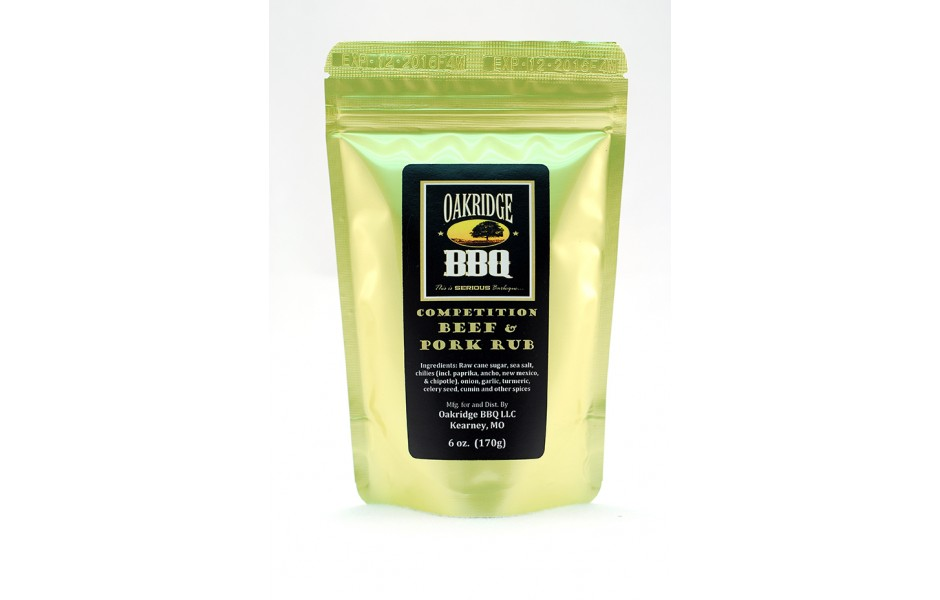 Competition Beef & Pork Rub, 170g