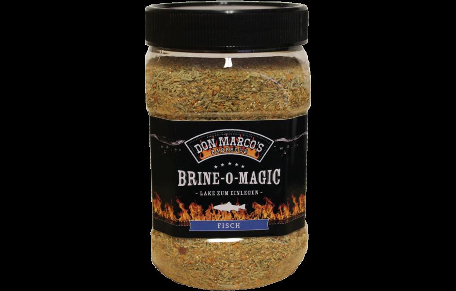 Brine-O-Magic Fisk, 600g