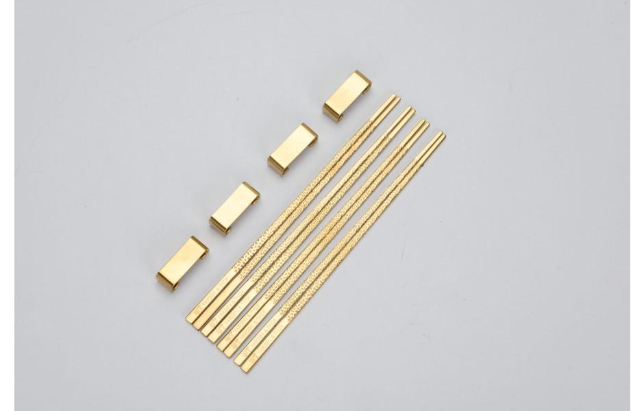 KITO – Chopsticks, Mässing