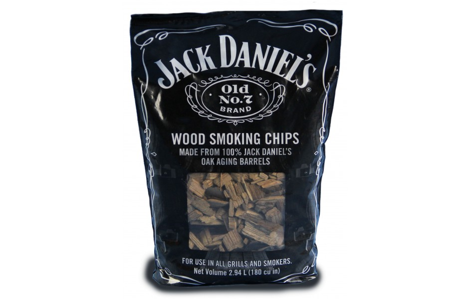 Jack Daniel´s, Wood smoking chips