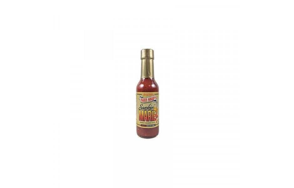 Marie Sharp's Smokin' Marie Pepper Sauce, 148ml