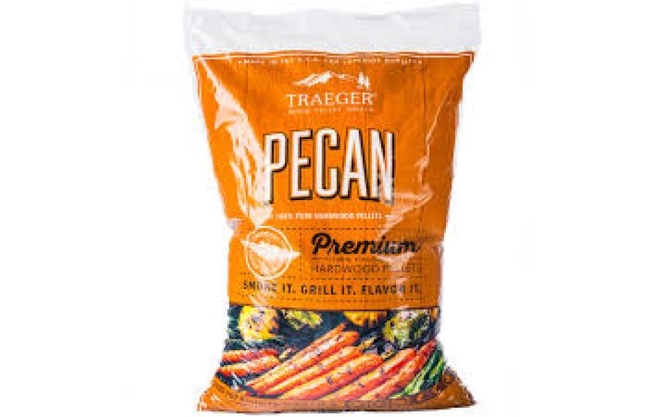 Traeger Pecan Pellets, 9kg