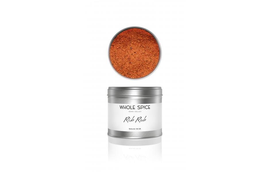 Whole Spice - Rib Rub, 150g