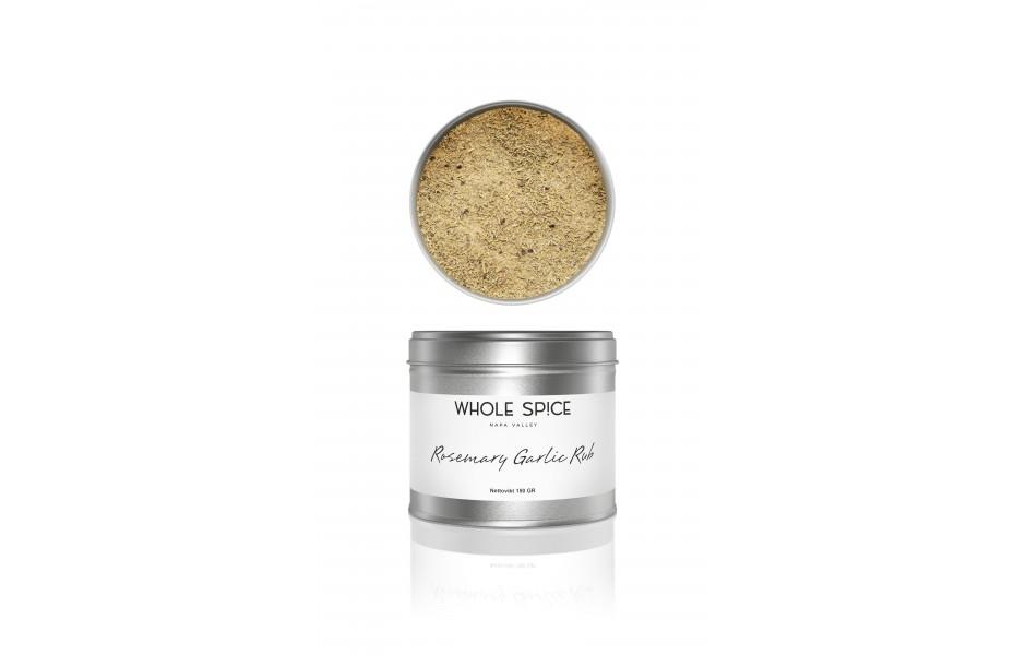 Whole Spice - Rosemary Garlic Rub, 150g