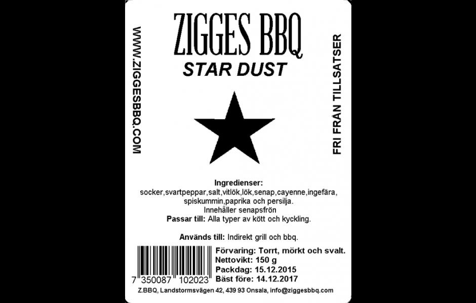 Star dust, 150gr