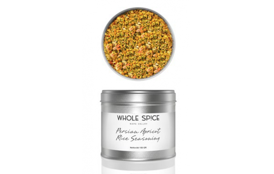 Whole Spice - Persian Apricot Rice Seasoning, 150g