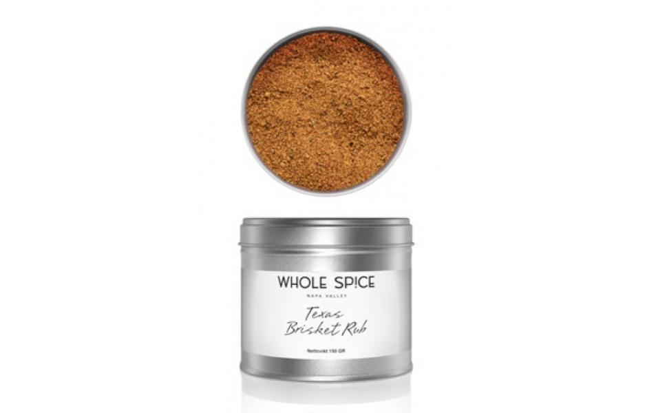 Whole Spice - Texas Brisket Rub, 150g