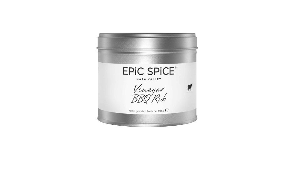 Epic Spice - Vinegar BBQ Rub, 150g