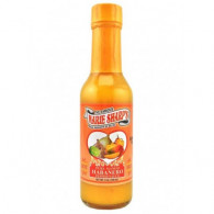 Marie Sharp's Pure Mango Habanero Pepper Sauce, 148ml