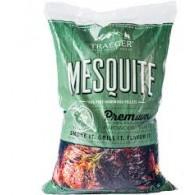 Traeger Mesquite Pellets, 9kg