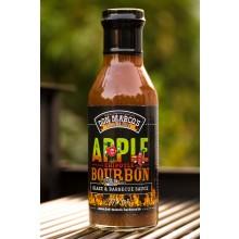 Apple, Chipotle, Bourbon Glaze & BBQ Sauce, 375ml