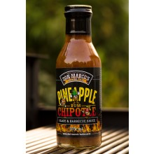 Pineapple, Rum, Chipotle Glaze & BBQ Sauce, 375ml