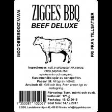 Beef Deluxe, 125gr