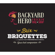 Backyard Hero Brix Briketter, 10kg