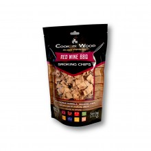 Red Wine BBQ Smoking Chips, 360g