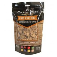 FINO Wine BBQ Smoking Chips, 360g