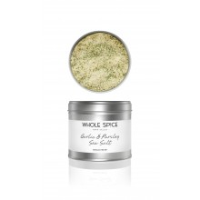 Whole Spice - Garlic & Parsley Sea Salt, 150g