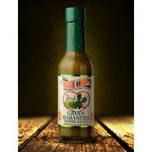 Marie Sharp's Green Habanero Pepper Sauce, 148ml