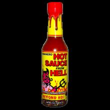 Habanero Hot Sauce from HELL