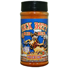 Kick Butt Hickory Rib Rub 284g
