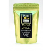 Secret Weapon Pork & Chicken Rub, 170g