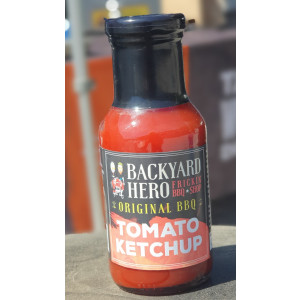 Backyard Hero Original BBQ Tomato Ketchup, 250ml