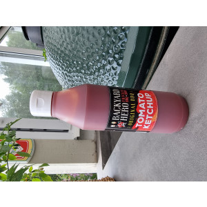 Backyard Hero Original BBQ Tomato Ketchup, 500ml