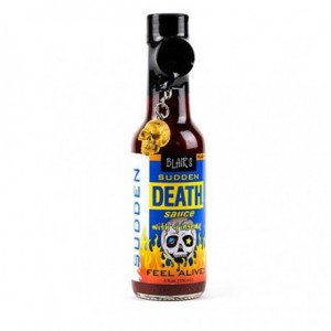 Blair's Sudden Death Sauce, 150ml