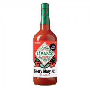 Tabasco Bloody Mary Mix 32 oz