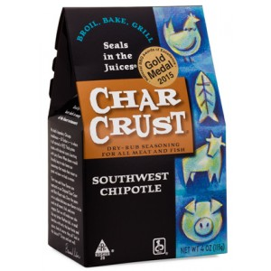 Char Crust - Southwest Chipotle, 113g